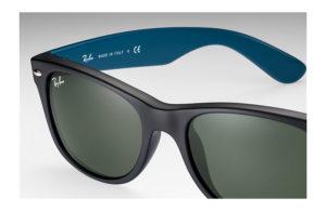 Солнцезащитные очки Ray-Ban New Wayfarer RB2132 6182