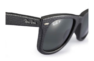Солнцезащитные очки Ray-Ban Original Wayfarer Leather RB2140QM 1152/N5