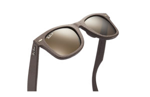 Солнцезащитные очки Ray-Ban Original Wayfarer Leather RB2140QM 1153N6