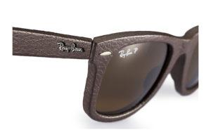 Солнцезащитные очки Ray-Ban Original Wayfarer Leather RB2140QM 1153N6