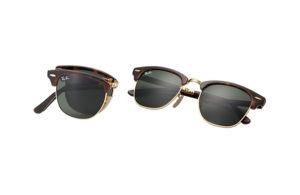 Солнцезащитные очки Ray-Ban Folding Clubmaster RB2176 990