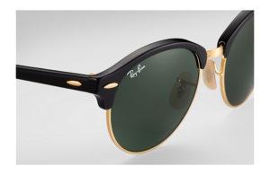 Солнцезащитные очки Ray-Ban Round Fleck RB2447 1157