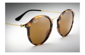 Солнцезащитные очки Ray-Ban Round Fleck RB2447 1160