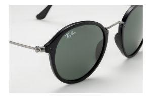 Солнцезащитные очки Ray-Ban Round Fleck RB2447 901