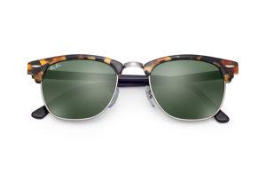 Солнцезащитные очки Ray-Ban Clubmaster RB3016 1157