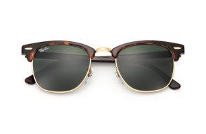 Солнцезащитные очки Ray-Ban Clubmaster RB3016 W0366