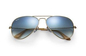 Солнцезащитные очки Ray-Ban Aviator Large Metal RB3025 001/3F