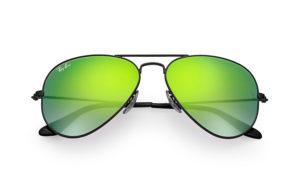 Солнцезащитные очки Ray-Ban Aviator Flash Lenses RB3025 002/4J