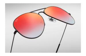 Солнцезащитные очки Ray-Ban Aviator Flash Lenses RB3025 002/4W