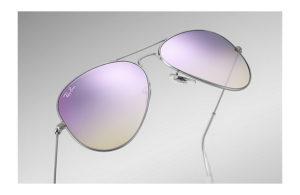 Солнцезащитные очки Ray-Ban Aviator Flash Lenses RB3025 019/7X