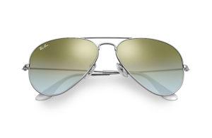 Солнцезащитные очки Ray-Ban Aviator Flash Lenses RB3025 019/9J
