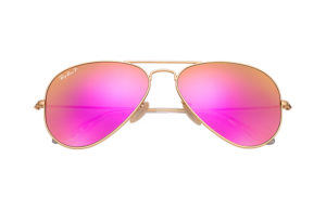 Солнцезащитные очки Ray-Ban Aviator Flash Lenses RB3025 112/1Q