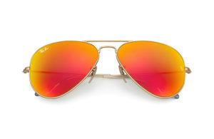 Солнцезащитные очки Ray-Ban Aviator Flash Lenses RB3025 112/69