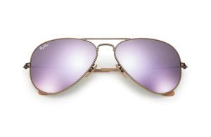 Солнцезащитные очки Ray-Ban Aviator Flash Lenses RB3025 167/4K