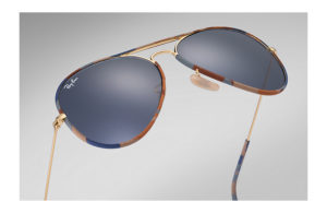 Солнцезащитные очки Ray-Ban Aviator Large Metal Camouflage RB3025JM 170/R5