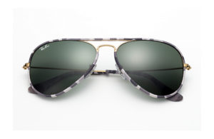 Солнцезащитные очки Ray-Ban Aviator Large Metal Camouflage RB3025JM 171