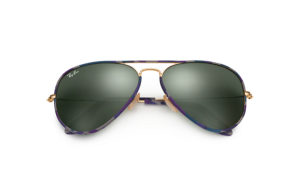 Солнцезащитные очки Ray-Ban Aviator Large Metal Camouflage RB3025JM 172