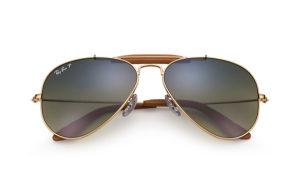 Солнцезащитные очки Ray-Ban Craft Outdoorsman RB3422Q 001/M9