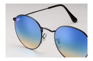 Солнцезащитные очки Ray-Ban Round Metal Flash Lenses RB3447 002/4O