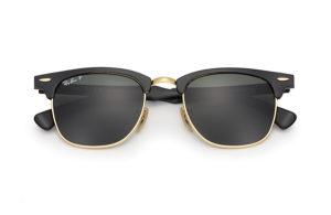 Солнцезащитные очки Ray-Ban Aluminium Clubmaster RB3507 136/N5