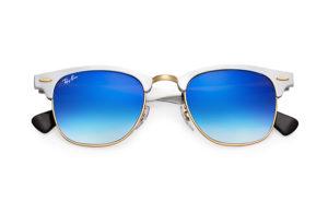 Солнцезащитные очки Ray-Ban Aluminium Clubmaster RB3507 137/7Q