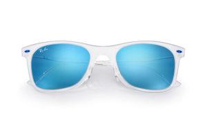 Солнцезащитные очки Ray-Ban Wayfarer LightRay RB4210 646/55