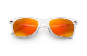 Солнцезащитные очки Ray-Ban Wayfarer LightRay RB4210 646/6Q