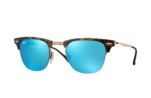 Солнцезащитные очки Ray-Ban LightRay Clubmaster RB8056 175/55