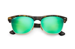 Солнцезащитные очки Ray-Ban Oversized Clubmaster RB4175 6092/19